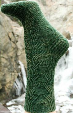 Cachoeira {free pattern}.