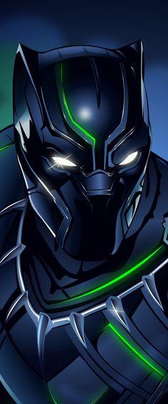 Black Panther, T & # Challa - Marvel Comics Wanda Marvel, Marvel Dc Comics, Marvel Heroes, Marvel Avengers, Avengers Games, Black Panther King, Black Panther Marvel, Combat Rapproché, Captain America