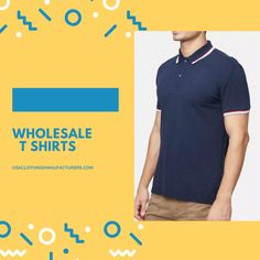 Get men's summer workout t-shirts for sale at the wholesale assemblage of USA Clothing Manufacturers. These are designed with functional quality to accentuate the workout routine. Wholesale Blank T Shirts, Wholesale Blanks, Cool T Shirts, Routine, Polo Ralph Lauren, Menswear, Workout, Usa, Stylish