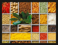 Wonderfull spices