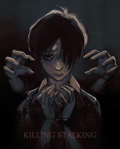 Killing Stalking by crylica-kress