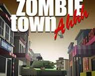 ZOMBIE TOWN AHHH Apk Data 2.2.8 [Full Android]