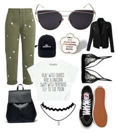 """""""Girls"""" by melissa-193 on Polyvore featuring STELLA McCARTNEY, Vans, Sole Society und LE3NO"""