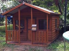 would love a cubby house for the kids