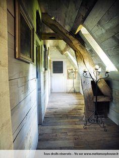 Longère style rustique normand : photos et idée déco, aménagement et décoration