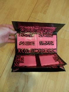 DIY duct tape wallet with tutorial