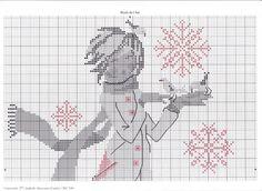 Gallery.ru / Фото #2 - 230 - lillyt Cross Stitch For Kids, Cross Stitch Animals, Cross Stitch Charts, Cross Stitch Patterns, Cross Stitching, Cross Stitch Embroidery, Stitches Wow, Bird Patterns, Silk Ribbon Embroidery