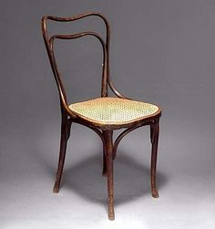 (/) Adolf Loos Cafe Museum chair 1899