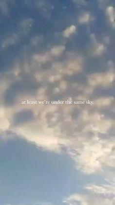 Sunset Quotes Instagram, Instagram Picture Quotes, Cloud Quotes, Sky Quotes, Pretty Quotes, Cute Quotes, Beautiful Short Quotes, Cute Short Quotes, Eyes Quotes Soul