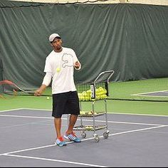 Terence T. Tennis Coach Columbus, OH: Fun and energetic! Willing to make your tennis experience the best! Rather you would like to learn for the first … Tennis Rules, Tennis Tips, Tennis Serve, Play Tennis, Tennis Lessons, Tennis Equipment, Tennis Elbow, Learn A New Skill, Ready To Play