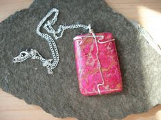 Stone Necklaces by moonknightjewels on Etsy, $12.00