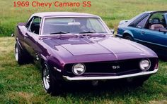 69 Chevy Camaro SS ~ Very Rare,and So Hard to Find !!!