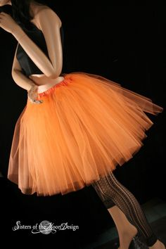 Cooperative Peach Chiffon 4 Petal Skirt Belly Dance Penal Gypsy Clubwear Costume Boho Jupe Garter Belts