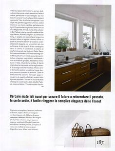 Maddalena de Padova essence of design for Marie Claire Maison Indoor, Kitchen, Design, Home Decor, Interior, Cooking, Decoration Home, Room Decor, Kitchens