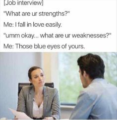 The Funny Side Of Job Interviews - 21 Pics