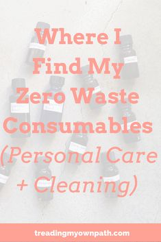 Where I Find My Zero Waste Consumables (Personal Care and Cleaning) - Natural products # Climatechangeprotestsigns # Outdoorkitchenbars Natural Cleaning Solutions, Natural Cleaning Products, Natural Products, Reduce Waste, Zero Waste, Plastic Free July, Chemical Free Cleaning, Art Therapy Activities, Green Cleaning