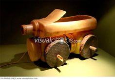 Toy Car Made In Rwanda
