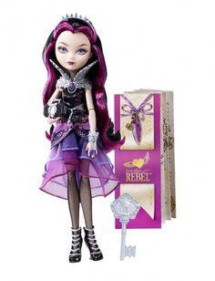 Comprar Muñeca Raven Queen