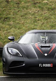 Koenigsegg Ager - reminds me of Cobra from old school GI Joe