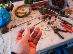 Slik lager jeg en smalere og mer elegant krans. | SkarpiHagen