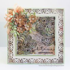 Designs by Marisa: Joy Clair - Hugs and Smiles Clear Stamps