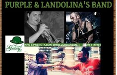 Purple & Landolina's Band live al Lord Green - Palermo