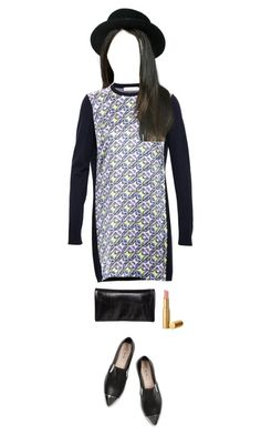 """""""With Kendall, Cara and Gigi out grab a Go Greek in West Hollywood, Los Angeles"""" by stylist-daily ❤ liked on Polyvore featuring Mary Katrantzou, Miu Miu and Abro"""