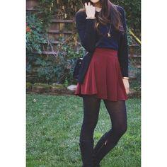 Brandy Melville Dresses & Skirts - HP Brandy Melville red glenna skirt