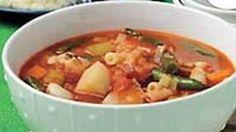 Minestrone soup recipe : SBS Food