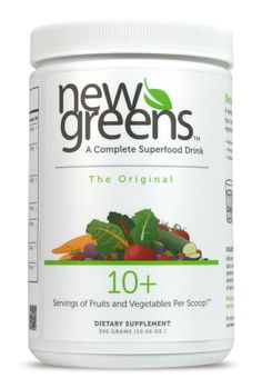 Newgreens Original Non-GMO & Certified Organic Fruits & Vegetables - Great Prices on Natural Green Drink Supplements. Free Shipping on All Orders. Site features professionally formulated energy and green drinks.