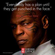 Mike Tyson #McDojo #McDojoLife www.Facebook.com/McDojoLife
