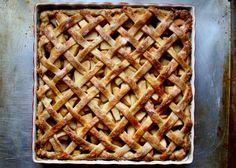 Maine Maple Apple Pie