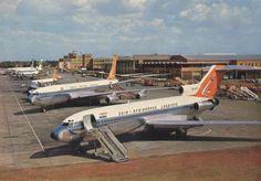 Boeing vintage @ Jan Smuts