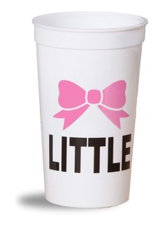 Little Bow Stadium Cup