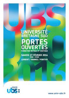 Université de Bretagne-Sud - Journées portes ouvertes de l'UBS 2016