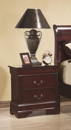 Louis Philippe Night Stand Collection - 203972