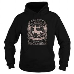 All men are created equal are born in December