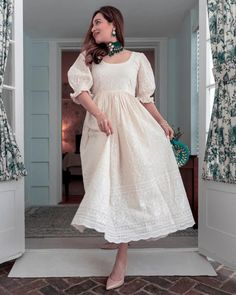 White Anarkali, Anarkali Kurti, Long Anarkali, Royal Fashion, Ethnic Fashion, Mother's Day Special Gifts, Christmas Party Wear, Gown Party Wear, Women's Flares