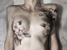 Most of this artist's clients have never been tattooed before.