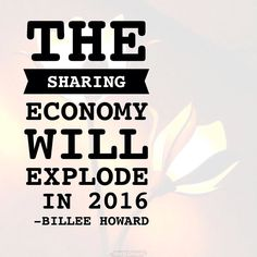 Is your #business ready for this era of #SharingEconomy.  #WeCommerce #Startups