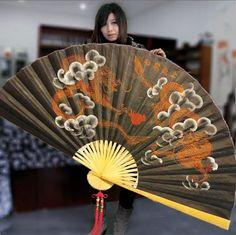 Asian Dragon Art Year Of The Dragon, Umbrellas Parasols, Dragon Art, Victorian, Asian, Sculpture, Antiques, Hand Fans, War