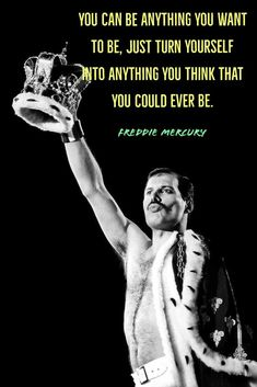 23 of the best Freddie Mercury Quotes.- 23 of the best Freddie Mercury Quotes. 23 of the best Freddie Mercury Quotes. Freddie Mercury Zitate, Freddie Mercury Quotes, Queen Freddie Mercury, Freddie Mercury Tattoo, Best Motivational Quotes, New Quotes, Positive Quotes, Inspirational Quotes, Change Quotes