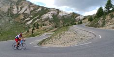 Col d'Izoard - final kilometers The Mont, French Alps, Climbing, Country Roads, Cowls, Rock Climbing, Mountaineering, Hiking