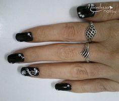 #nails #moonbasanails #gellakk Nails, Beauty, Finger Nails, Ongles, Beauty Illustration, Nail, Nail Manicure