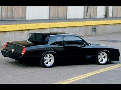1983 Chevy Monte Carlo SS -MY favorite car over all others <3(monte carlo body 83-88)