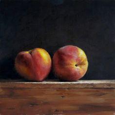 Pair of Peaches - Michael Naples