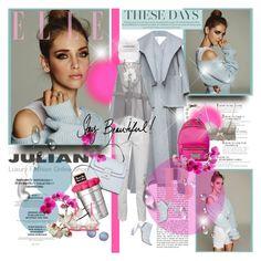 """Chiara Ferragni For Elle Spain April 2016"" by merrygorounds ❤ liked on Polyvore featuring Dice Kayek, Dolce&Gabbana, Eberjey, Aquazzura, Linda Farrow, Rick Owens, Lanvin, La Perla, Julian and polyvoreeditorial"