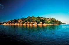 Dreaming of our honeymoon @ Iririki Island Resort, Port Vila