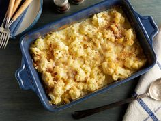 Look at this recipe - Cauliflower Cheese - from Ina Garten and other tasty dishes on Food Network. Cauliflower Cheese, Cauliflower Gratin, Cauliflower Recipes, Roasted Cauliflower, Cauliflower Casserole, Buffalo Cauliflower, Side Dish Recipes, Veggie Recipes, Cooking Recipes
