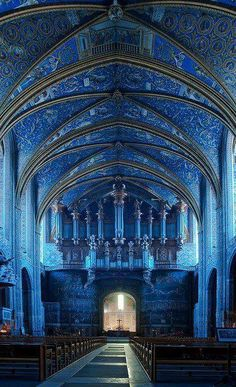 Saint Cecil Cathedral, Albi, France , from Iryna